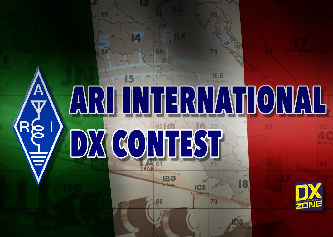 A.R.I. International DX Contest 2O2O